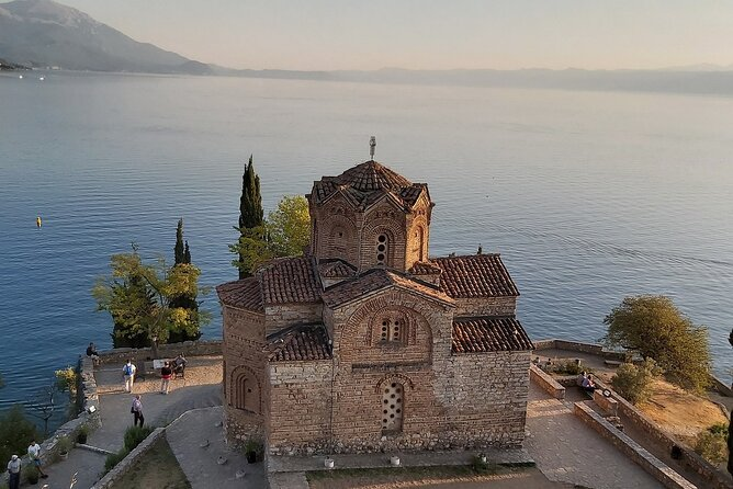 Ohrid city and lake tour - from Skopje