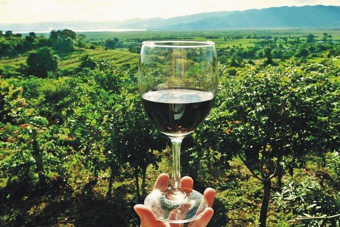 Tikvesh Wine region