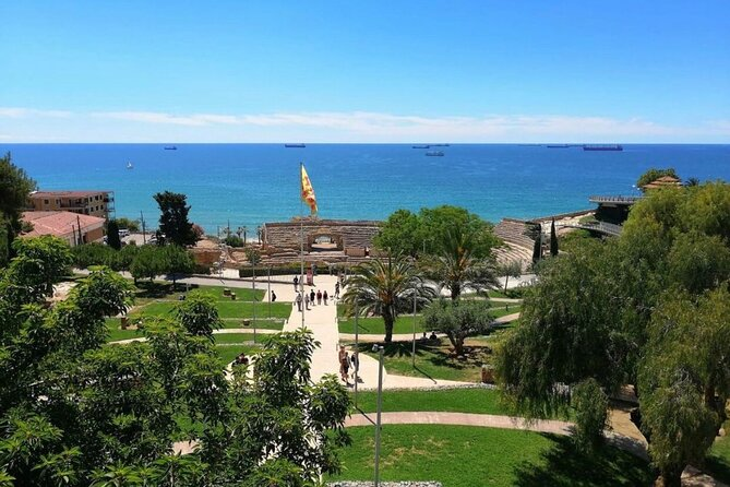 Full Day Visiting Tarragona and Sitges from Barcelona