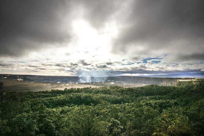 Evening Volcano Explorer Tour from Kona