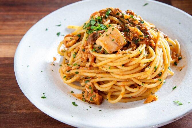 El tour gastronómico romano en Trastevere comienza a las 17:00