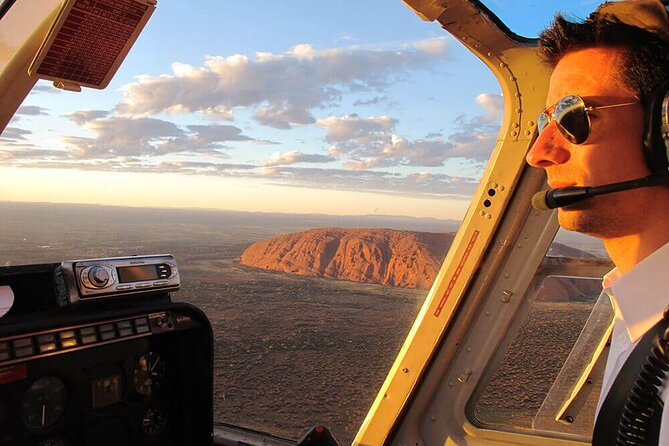 Uluru & Kata Tjuta Grand View Helicopter Flight
