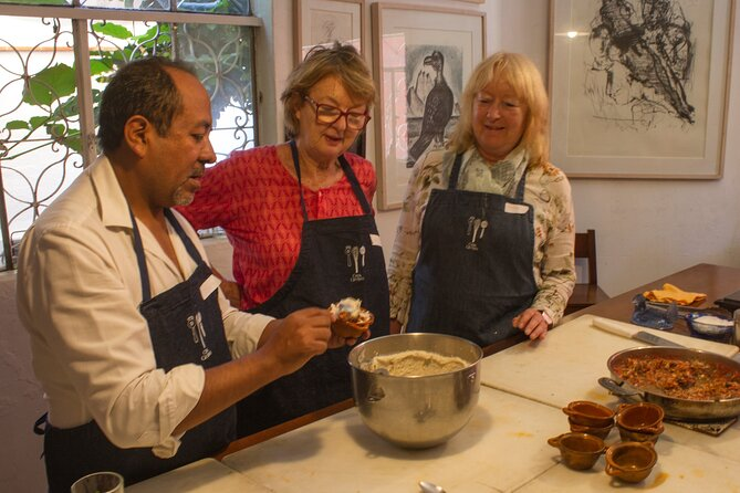 Private Traditional Gastronomy Cooking Class in Oaxaca