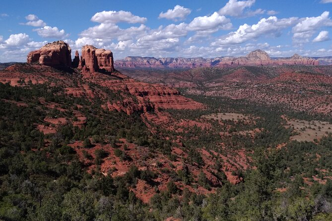 Half-Day Private Scenic Tour of Sedona