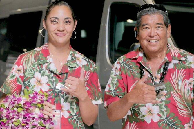 Shared Round-Trip Transfer: Kauai International Airport to Kauai Hotels