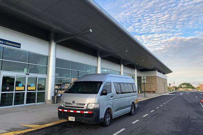 Costa Rica Private Airport Transfer