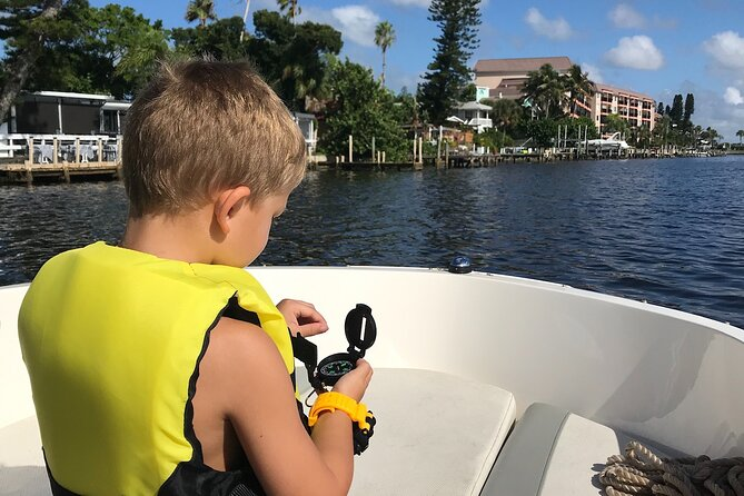 Half-Day Private Sarasota Charter Tour with Wildlife Watching