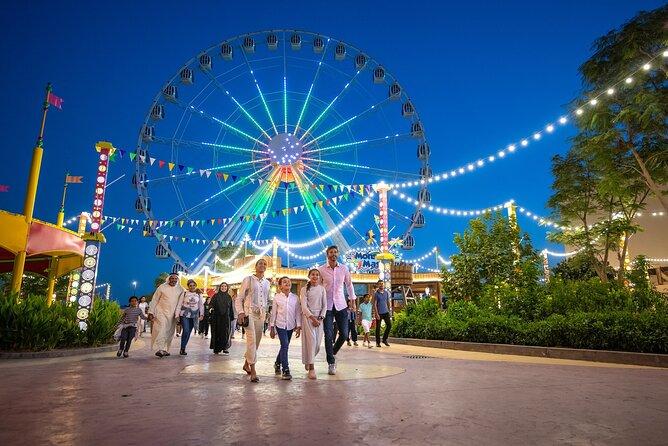 One Park Pass - BOLLYWOOD PARKS™ Dubai