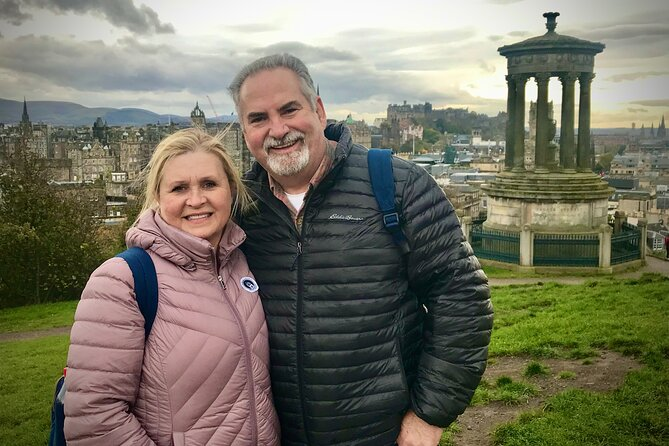 Edinburgh Walking Tours with Locals: Private & 100% Personalized