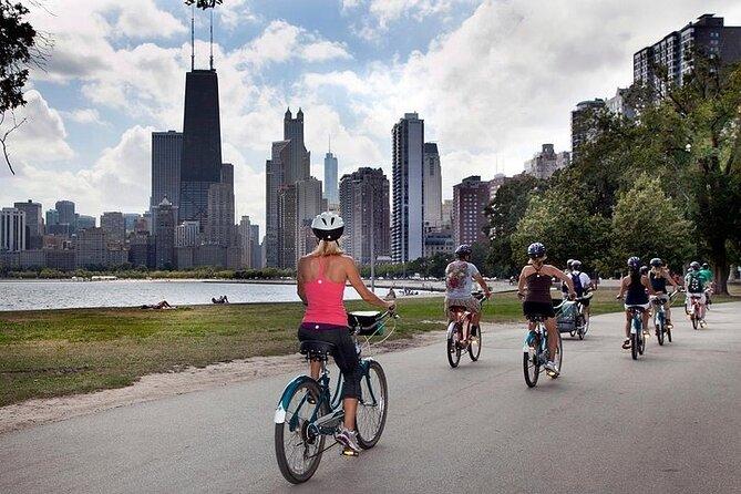 Chicago Half Day Bike Rental