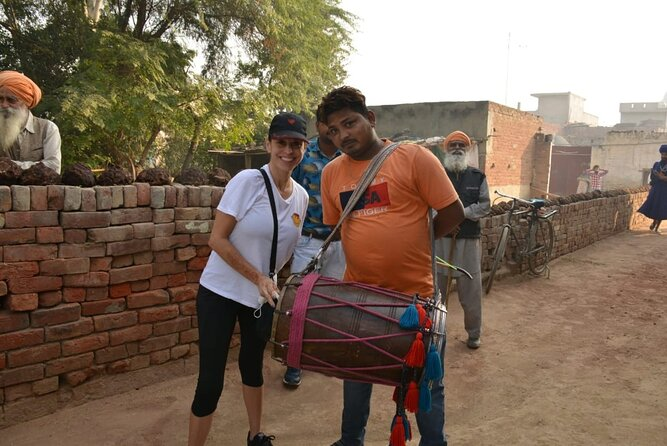 Private Full Day Rural Village Tour in Amritsar