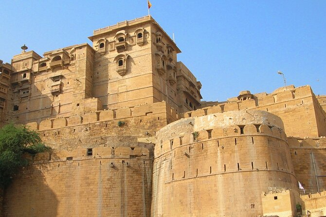 8 Day Private Tour of Udaipur, Jodhpur, and Jaisalmer