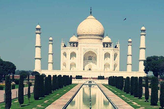 Bengaluru to Taj Mahal & Agra Fort Same Day Private Tour with Return Flights