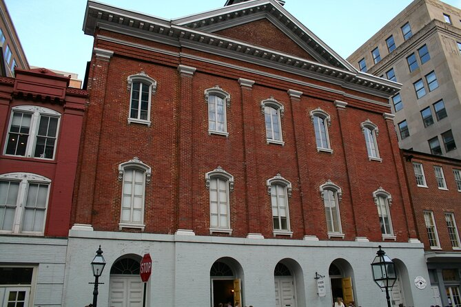 Lincoln's Assassination: Explore Lincoln's final day on this audio walking tour