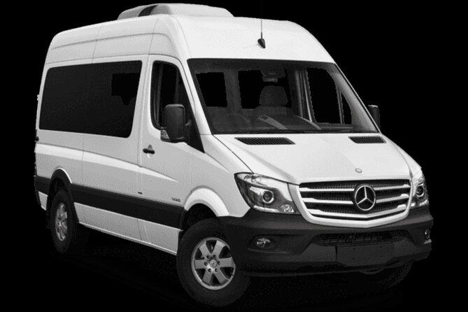 Tulum to Cancun Shuttle Minivan