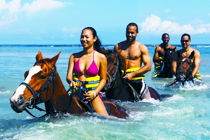 Ziplines, Horse Back Ride & Swim, and ATV or Dune Buggy Adventure Tour