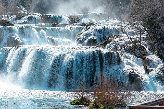Krka Waterfalls private day tour from Split