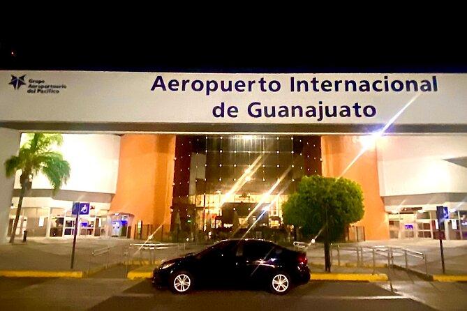 Transfer between San Miguel de Allende and BJX airport