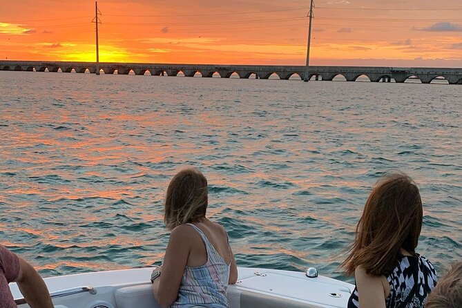 Private Sunset Cruise Featuring Duck Key