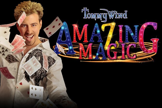 Amazing Magic with Tommy Wind
