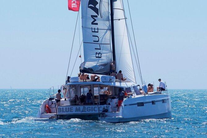 Exclusive Catamaran Experience in Barcelona