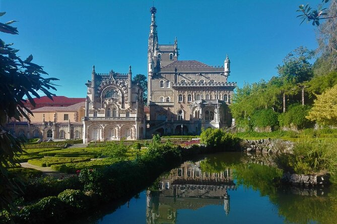Bussaco Forest and Bairrada Winery Route