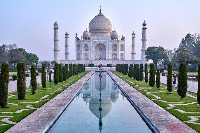 Mumbai to Taj Mahal & Agra Fort Same Day Private Tour with Return Flights