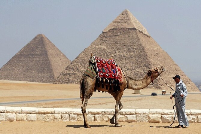 Cairo Full Day Tour by Plane From Sharm El Sheikh