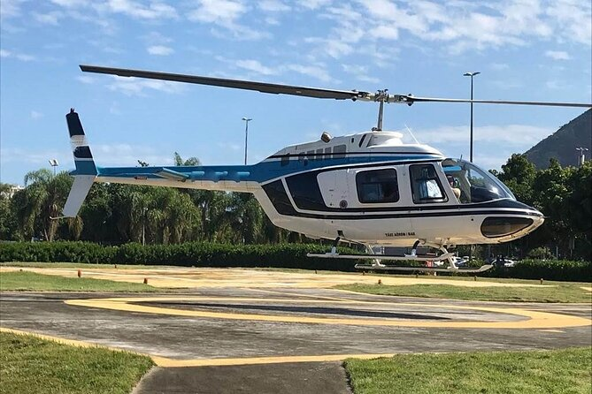 Helicopter Ride with Hotel pick-up and drop-off