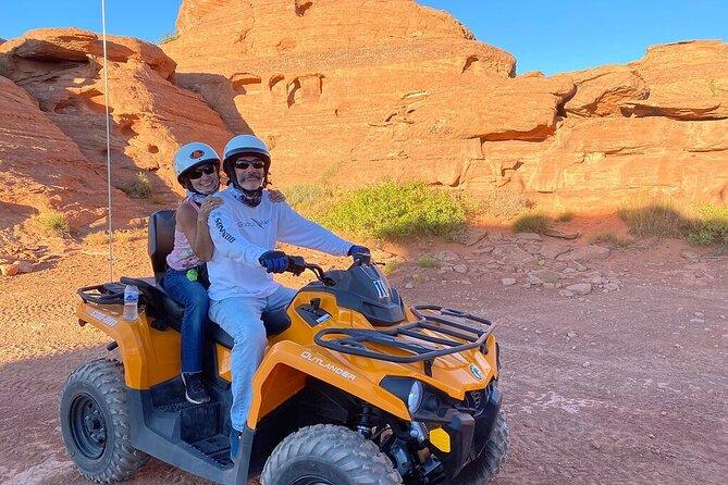 Southern Utah Half-Day ATV Tour