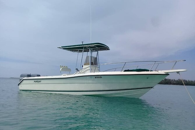 Private Boat Charter Nassau The Bahamas