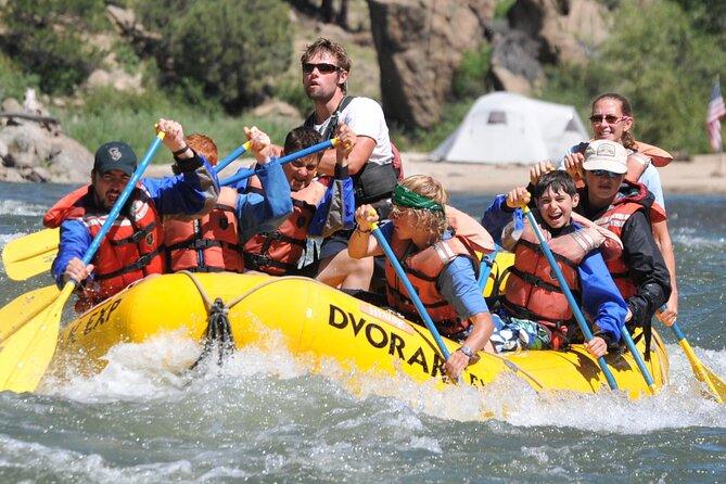 1-Day Arkansas River - Bighorn Sheep Canyon Trip