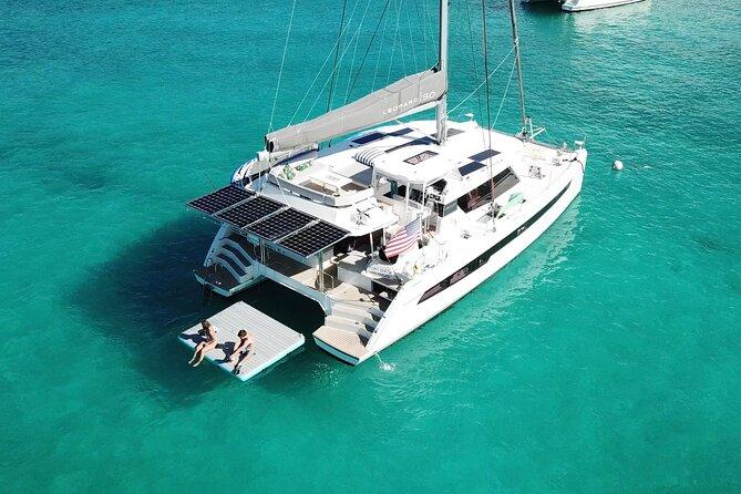 Boutique Caribbean Sailing Charter Vacation - USVI
