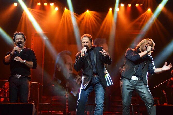 Admission ticket to The Texas Tenors in Branson