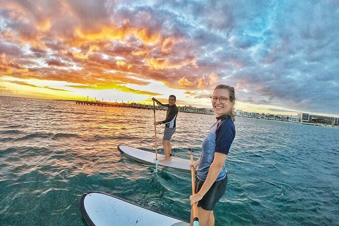 Paddleboard Sunset Session Caribbean Sea + Photos
