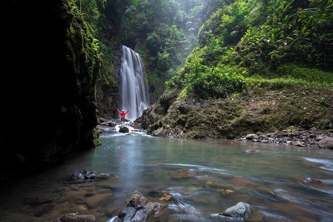 Monteverde Cloud Forest Waterfalls, Wild Trekking and Horseback Riding