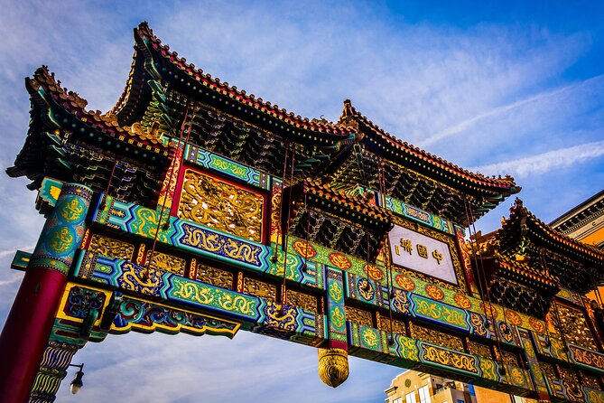 Private Smartphone-Guided Walking Tour of D.C. Penn Quarter and Chinatown