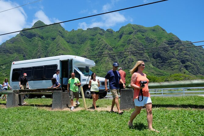 Full-Day Oahu Sightseeing Tour
