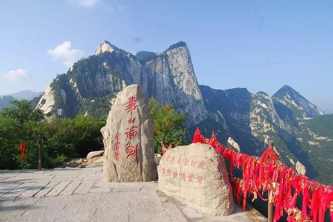 Excursión de un día a la montaña Xi'an Huashan