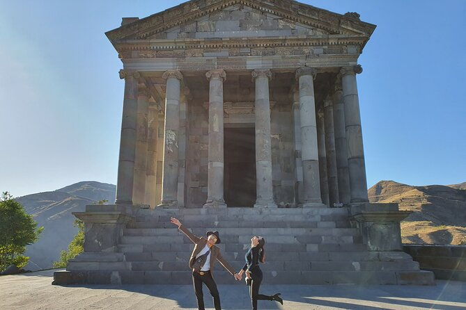 Private Tour: Garni temple, Geghard Monastery, Lake Sevan, Sevanavank monastery