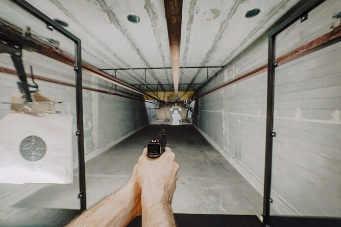 Shooting Range Experience in Warsaw with Private Transfer