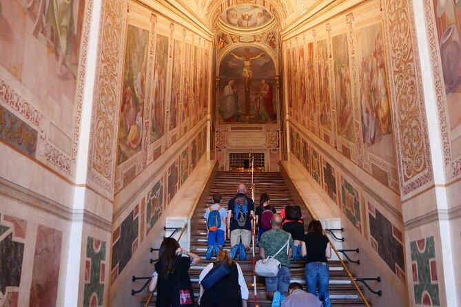 Rome: Underground Temples & Crucifixion Relics Walking Tour