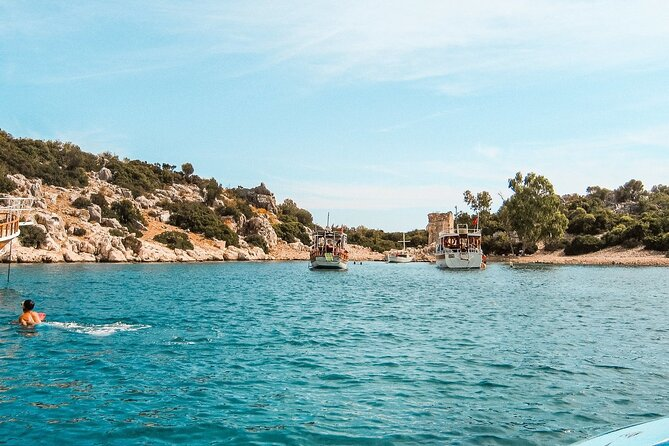 Demre and Kekova Full-Day Tour from Antalya with Lunch