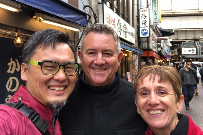 Private Tokyo Tour with a Local: 100% Personalized