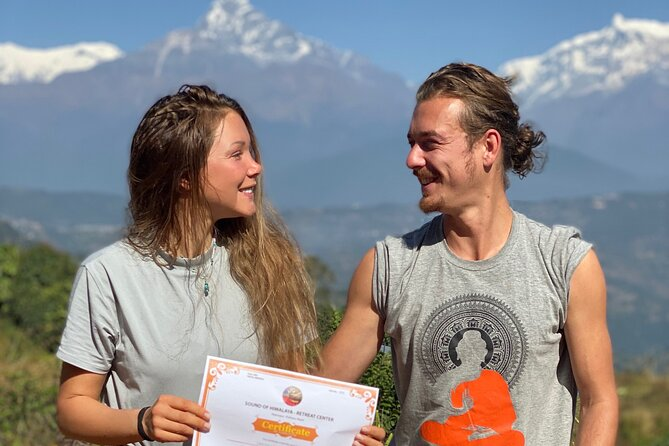 3 Day Sound Healing course on Eco Farm in the Himalayas