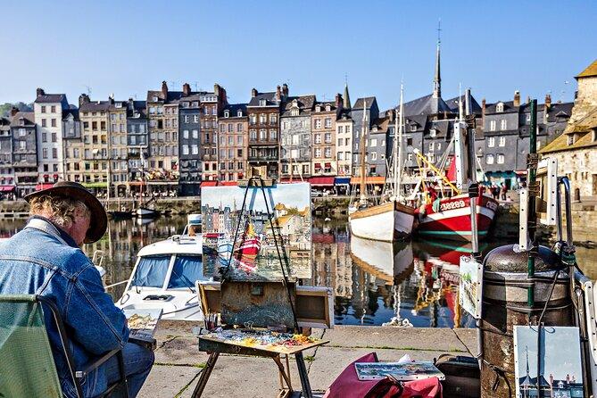 Etretat, Honfleur & Deauville Shore Excursion from Le Havre