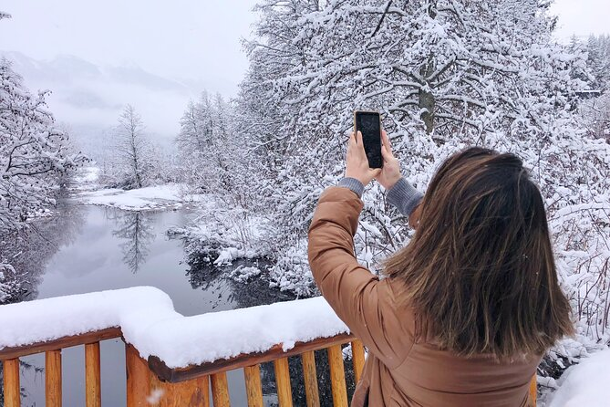 Private Whistler Sightseeing Tour: Discover all of Whistler in Comfort!