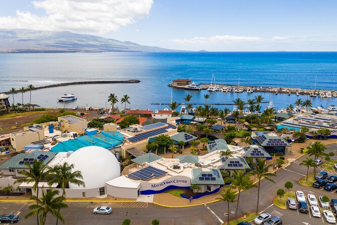 Maui Ocean Center Admission including The Humpbacks of Hawai`i Sphere Experience