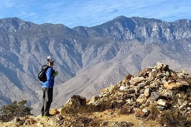 Guided Hike in Palm Springs with Amazing Views