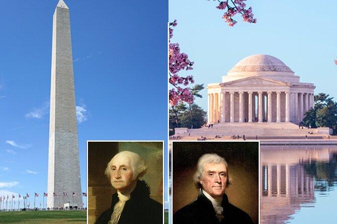 Virtual Online Grand Tour of Washington DC